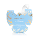 """<p>spongelle.com</p><p><strong>$11.00</strong></p><p><a href=""""https://go.redirectingat.com?id=74968X1596630&url=https%3A%2F%2Fspongelle.com%2Fproducts%2Fpeace-butterfly-holiday-ornament&sref=https%3A%2F%2Fwww.redbookmag.com%2Ffashion%2Fg34822878%2Fstocking-stuffers-for-her%2F"""" rel=""""nofollow noopener"""" target=""""_blank"""" data-ylk=""""slk:Shop Now"""" class=""""link rapid-noclick-resp"""">Shop Now</a></p><p>Spongellé's Butterfly Holiday Ornaments were made for stuffing stockings. These body wash infused buffer sponges will cleanse, exfoliate, massage and nourish the skin and are cruelty-free and vegan-friendly.</p>"""