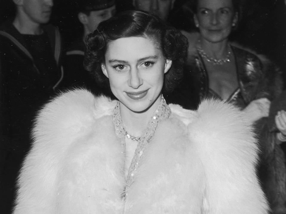 princess margaret 1951