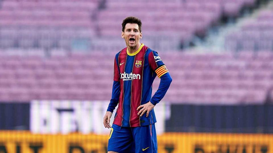 Lionel Messi   Quality Sport Images/Getty Images