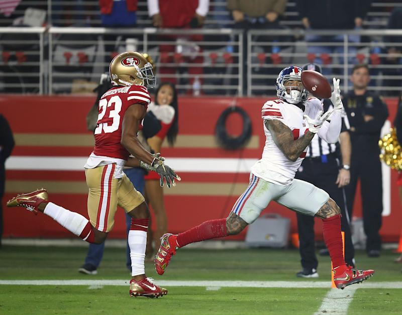 New York Giants wanted 2nd overall pick for Odell Beckham Jr. (Audio)