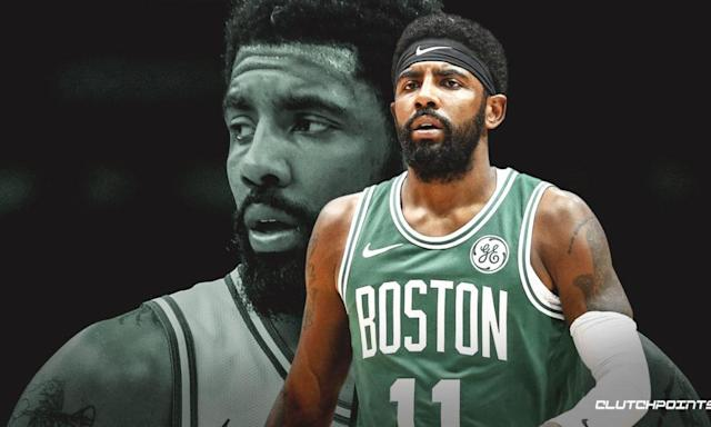 REPORT: Boston 'Losing Grip' On Kyrie Irving As He Focuses On Nets