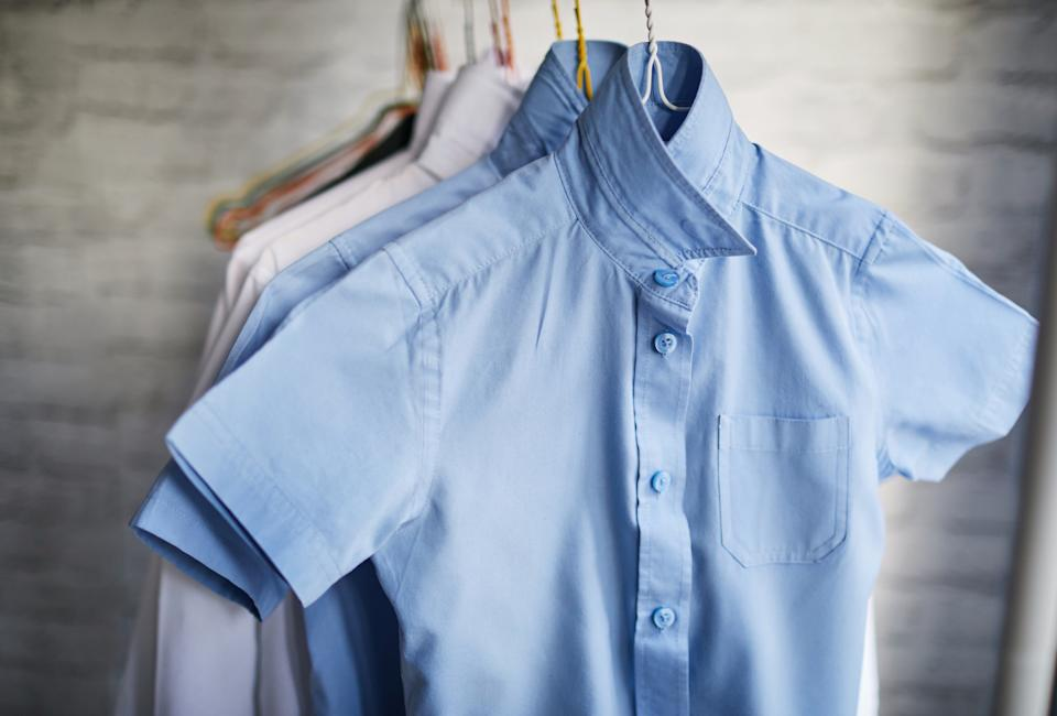 A new rule could soon see branded school uniforms banned [Photo: Getty]