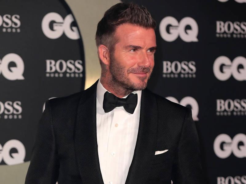 David Beckham opening London-themed hotel in China