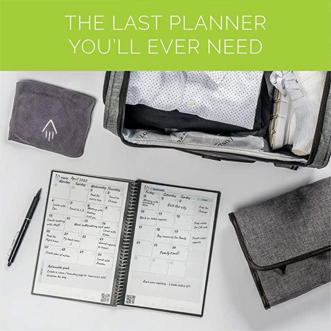 <p>The <span>Rocketbook Panda Planner </span> ($35-$37) is the last planner you'll ever need. It has a daily, weekly, and monthly planner that can be reused and digitized in an instant. </p>