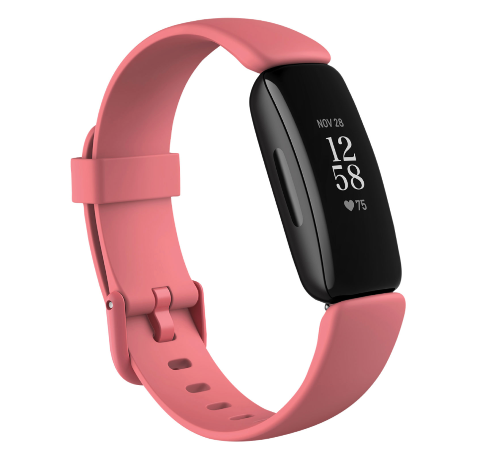 Fitbit Inspire 2 in Desert Rose (Photo via Best Buy Canada)
