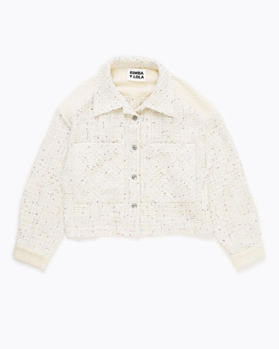 """<p><a class=""""link rapid-noclick-resp"""" href=""""https://www.bimbaylola.com/gb_en/ivory-knit-cardigan-202br40p6-t1070#product-zoom"""" rel=""""nofollow noopener"""" target=""""_blank"""" data-ylk=""""slk:SHOP NOW"""">SHOP NOW</a></p><p>This is a perfect transeasonal cardi. Layer it under a coat all through winter and come spring, simply wear it alone. </p><p>Ivory knit cardigan, was £175, now £122, <a href=""""https://www.bimbaylola.com/gb_en/ivory-knit-cardigan-202br40p6-t1070#product-zoom"""" rel=""""nofollow noopener"""" target=""""_blank"""" data-ylk=""""slk:Bimba y lola"""" class=""""link rapid-noclick-resp"""">Bimba y lola</a></p>"""