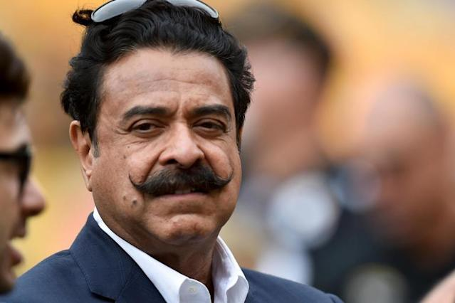 Fulham owner Shahid Khan has big ambitions if the club secures Premier League promotion