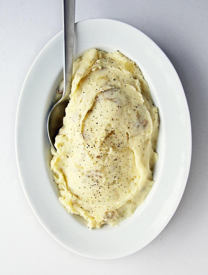 """<p><b>Get the recipe:</b> <a href=""""http://thepioneerwoman.com/cooking/delicious_creamy_mashed_potatoes/"""" target=""""_blank"""" class=""""ga-track"""" data-ga-category=""""Related"""" data-ga-label=""""http://thepioneerwoman.com/cooking/delicious_creamy_mashed_potatoes/"""" data-ga-action=""""In-Line Links"""">creamy mashed potatoes</a></p>"""