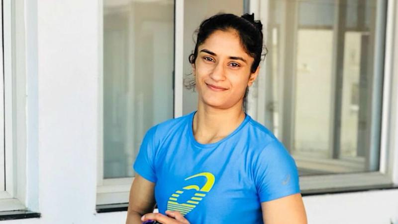 2018 World Wrestling Championships: Vinesh Phogat Ruled Out Due to Injury, Ritu Named As Replacement