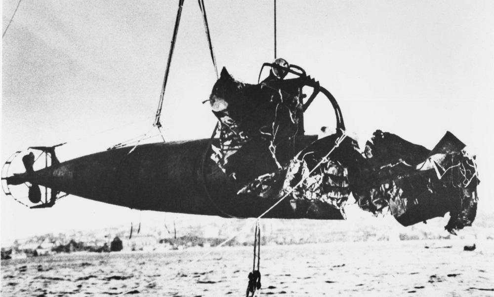 Your History Book Missed It: Japan Started the Pearl Harbor Attack with Submarines