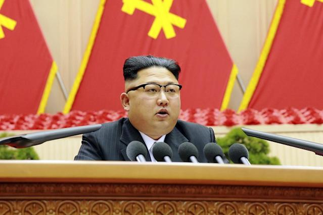 The North Korean leader made the remarks during a conference of the ruling Workers' Party of Korea, held from Dec. 23 to Dec. 25.