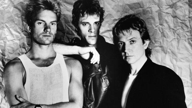 7 Things You Never Knew About Sting & The Police