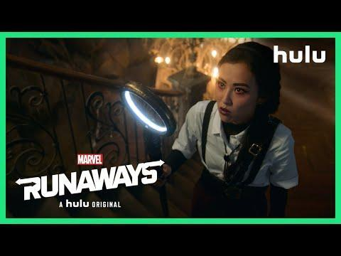 """<p>Sure, Marvel's putting most of its TV-related efforts into Disney+ nowadays. But don't sleep on <em>Marvel's Runaways</em>, which wrapped up the last of its three seasons last year. Following a group of super-powered teens, the show is often just as captivating as anything you'll see in the MCU.</p><p><a class=""""link rapid-noclick-resp"""" href=""""https://go.redirectingat.com?id=74968X1596630&url=https%3A%2F%2Fwww.hulu.com%2Fseries%2Fmarvels-runaways-47b48273-0bac-444e-8b20-4d4a9153eeb7&sref=https%3A%2F%2Fwww.esquire.com%2Fentertainment%2Fmusic%2Fg30389440%2Fbest-shows-on-hulu%2F"""" rel=""""nofollow noopener"""" target=""""_blank"""" data-ylk=""""slk:Watch Now"""">Watch Now</a></p><p><a href=""""https://www.youtube.com/watch?v=a9aEo0jgHRc"""" rel=""""nofollow noopener"""" target=""""_blank"""" data-ylk=""""slk:See the original post on Youtube"""" class=""""link rapid-noclick-resp"""">See the original post on Youtube</a></p>"""