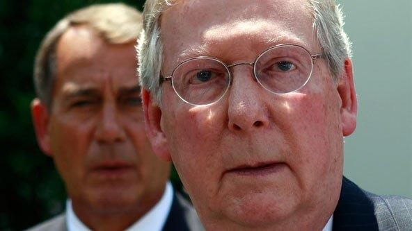 GOP Mutiny Could Unseat Boehner and McConnell as Party Leaders