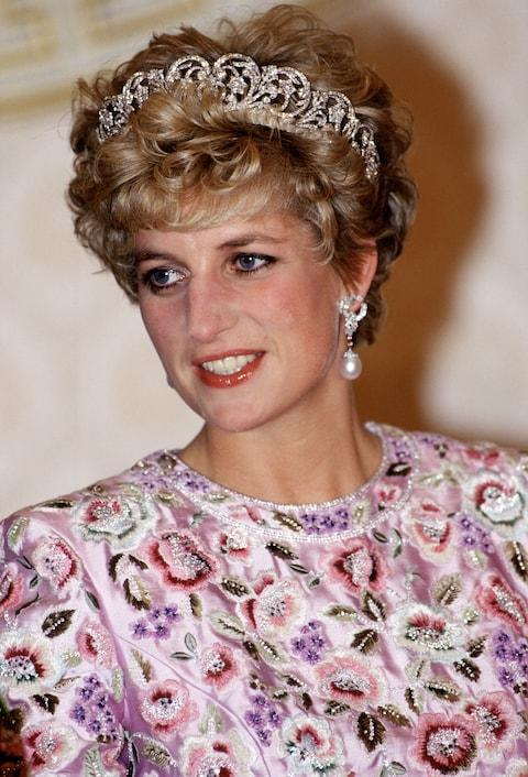 Princess Diana 1992 - Credit: Getty Images