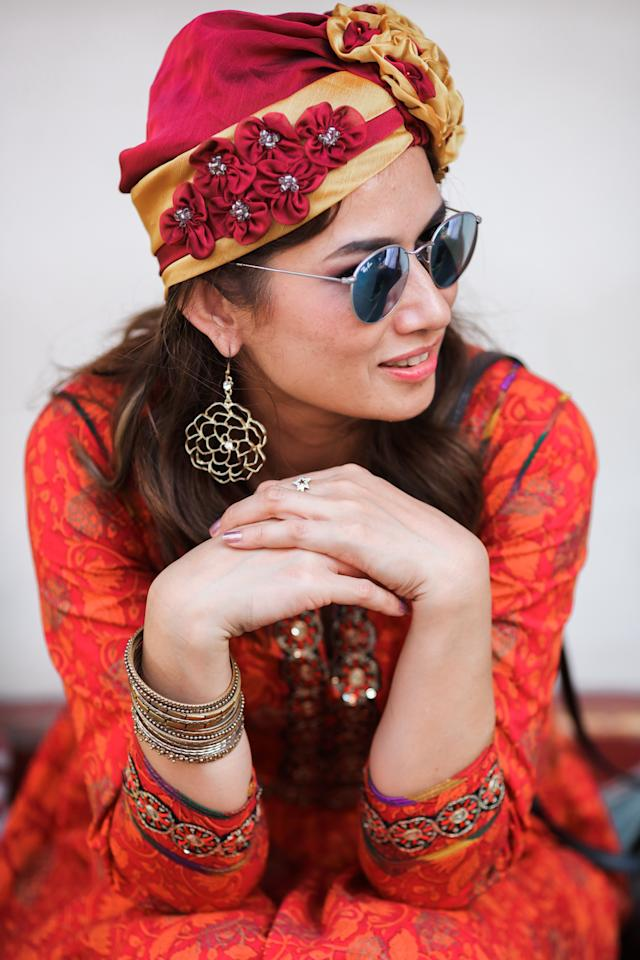<p>Stay proud of your ethnic fashion. (Photo: Don Wong) </p>