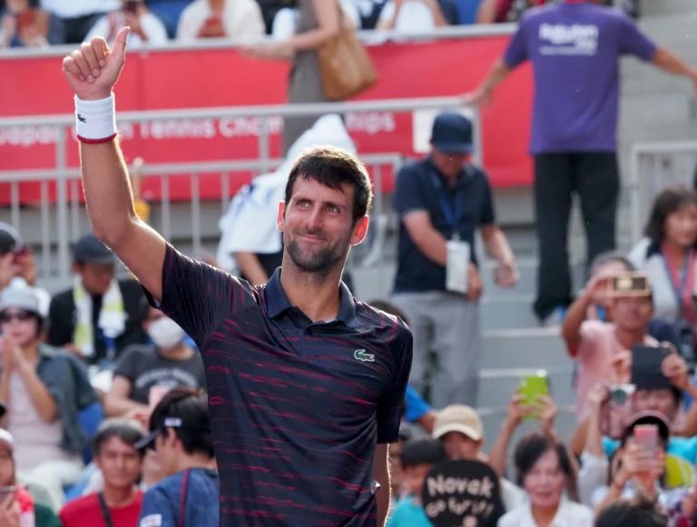 Novak Djokovic, Naomi Osaka and Dominic Thiem secure Asia titles