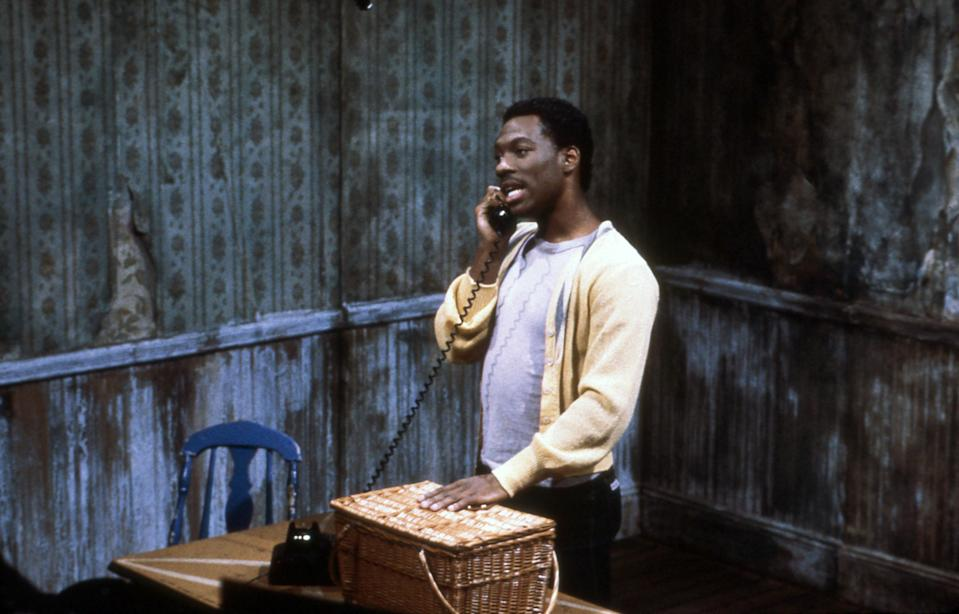 Eddie Murphy as Mr. Robinson on 'Saturday Night Live' (Photo: NBC/courtesy Everett Collection)