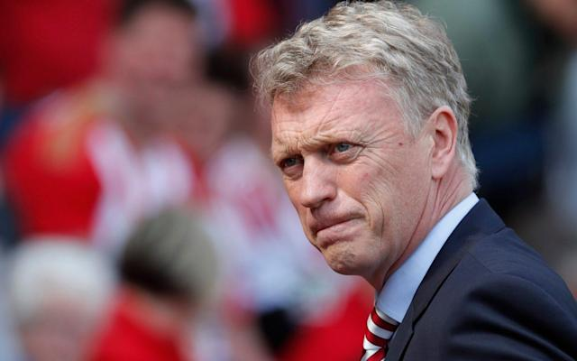 David Moyes may return to Goodison Park on an interim basis ahead of the possible arrival of Carlo Ancelotti who was sacked by Napoli on Tuesday night despite their 4-0 drubbing of Genk - Reuters