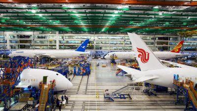 37713532a The New York Times reported on Saturday that the newspaper's investigation  of a Boeing plant