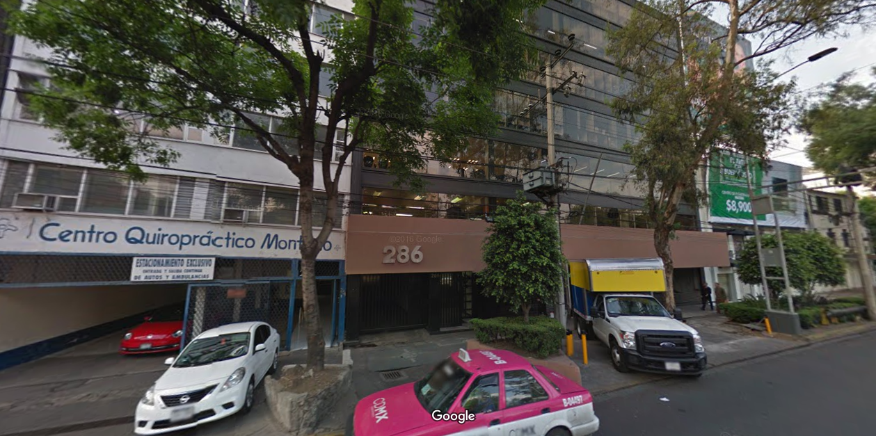 <p>Colonia Condesa. Foto: Google Maps. </p>