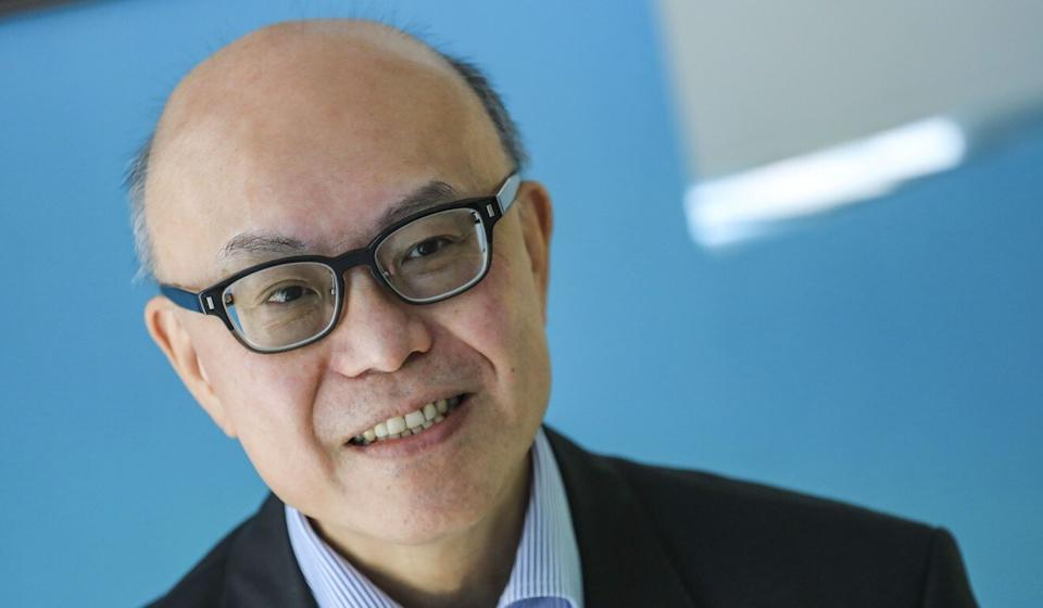 Donald Choi, president of the Hong Kong Institute of Architects. Photo: Jonathan Wong