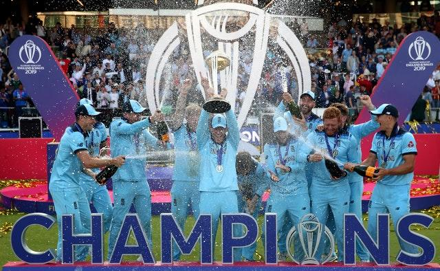 Buttler was part of England's World Cup-winning campaign last summer (Nick Potts/PA)