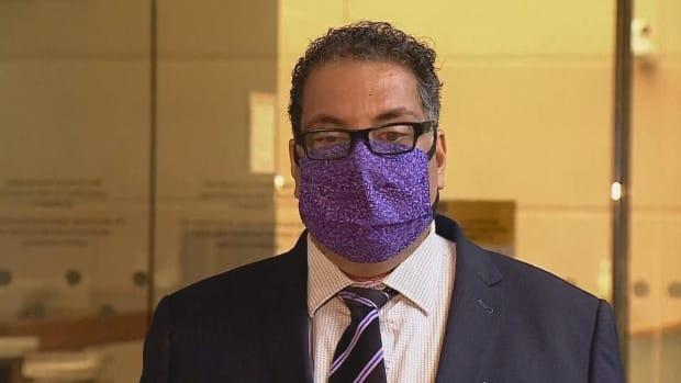 Calgary Mayor Naheed Nenshi says the province's handling of the COVID-19 pandemic has prompted organizers of five conventions planned for Calgary to back out. (CBC - image credit)