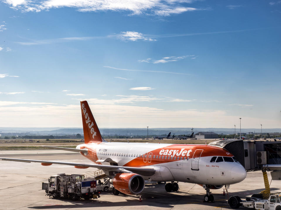 An EasyJet spokesperson said that the incident does not reflect the company's policy on breastfeeding. (Photo: Getty Images)