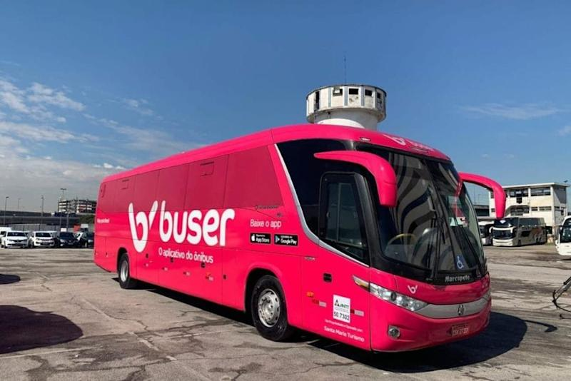 SoftBank Invests in Brazil's Buser: Travel Startup Funding This Week