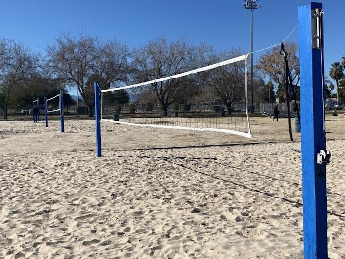 The CIF Federated Council approved girls' beach volleyball as a CIF sport beginning with the 2021-22 school year.