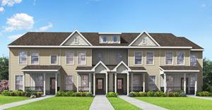 LGI Homes is now offering move-in ready townhomes for sale in Newport News at Huntington Pointe; priced from the $300s.