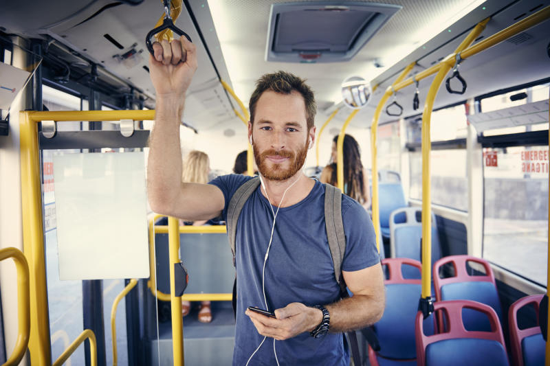 5 personal finance podcasts you need for your morning commute. Source: Getty