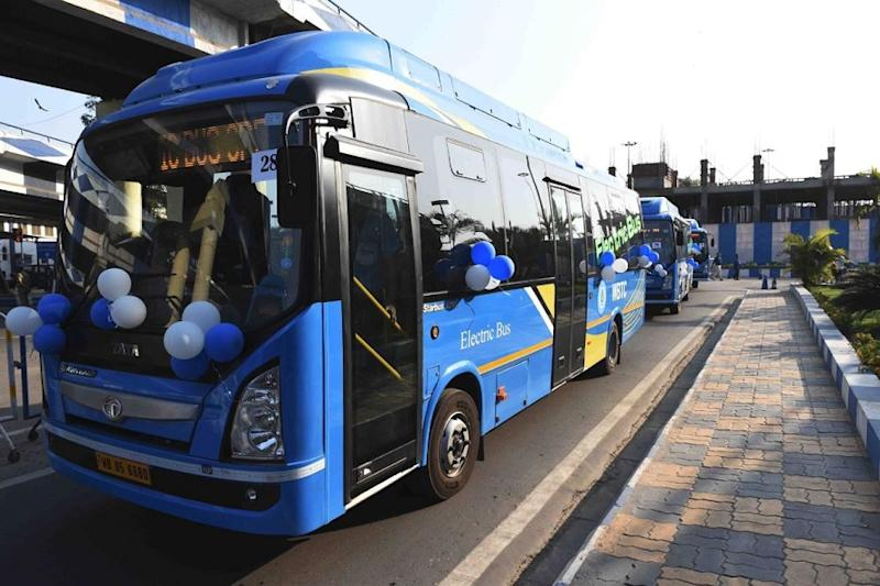 Department of Heavy Industries Puts Out EoI for 5,000 Electric Buses