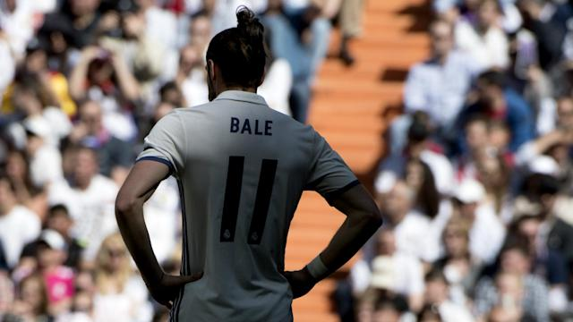 Gareth Bale Real Madrid Atletico Madrid La Liga