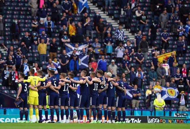 Scotland players are already heroes, according to Kenny Dalglish