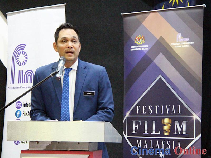 FINAS Chairman Datuk Hans Isaac announced the postponement of FFM 31.