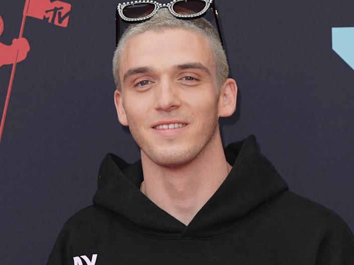 Lauv in August 2019.