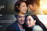 """<p>When San Francisco engineer Josephine Huang (<strong>Peggy Tseng</strong>) and Taipei doctor Lee Nien-Nien (<strong>Tammy Chen</strong>) cross paths, the two are facing different personal challenges. But instead of trying to navigate them on their own, the two women decide to trade lives. As they come to learn, moving to different cities doesn't necessarily mean that their problems go away.</p><p><a class=""""link rapid-noclick-resp"""" href=""""https://www.netflix.com/title/80189619"""" rel=""""nofollow noopener"""" target=""""_blank"""" data-ylk=""""slk:STREAM NOW"""">STREAM NOW </a></p>"""