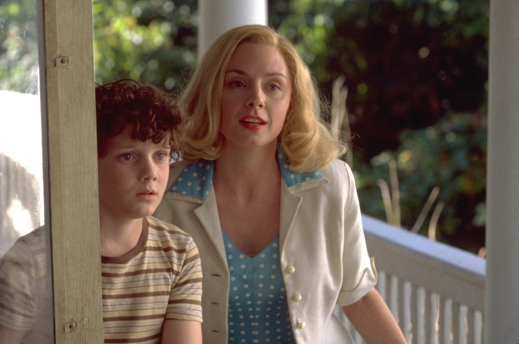 <p>Yelchin's first prominent part came in this 2001 Stephen King adaptation, which featured him as a 1950s kid who develops a friendship with a supernaturally powered man on the run. He showed, even at the age of 12, that he was talented enough to stand toe-to-toe with an acting luminary like Anthony Hopkins. <i>(Photo: Warner Bros.)</i></p>