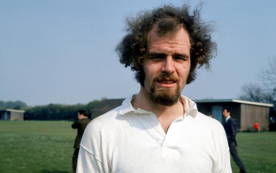 John Taylor on tour with the Lions - S&G AND BARRATTS