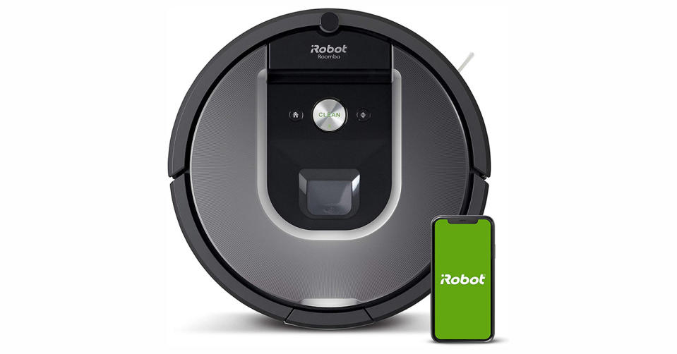 iRobot Roomba 960 - Foto: Amazon.com.mx