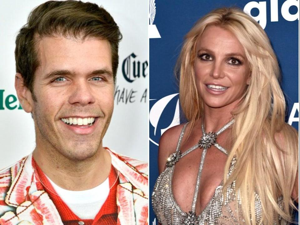 <p>Perez Hilton has 'regret' for his treatment of Britney Spears in the 2000s</p> (Getty Images)
