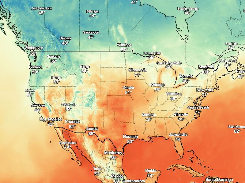 Hyperlocal weather app Dark Sky brings its forecast maps to the web