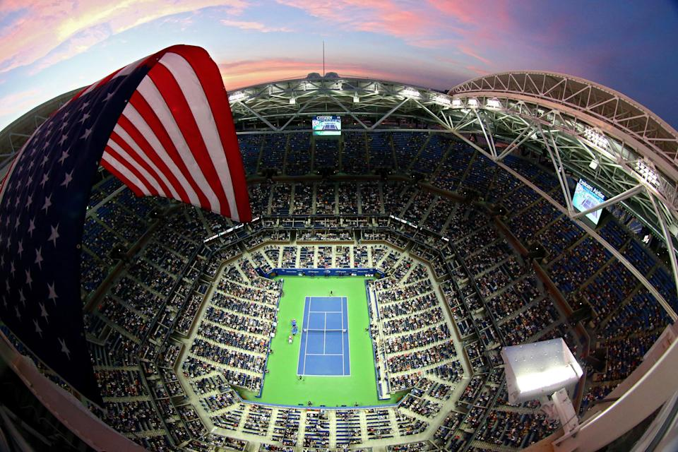 The US Open was broadcast on Amazon for the first time this year, meaning delays for viewers