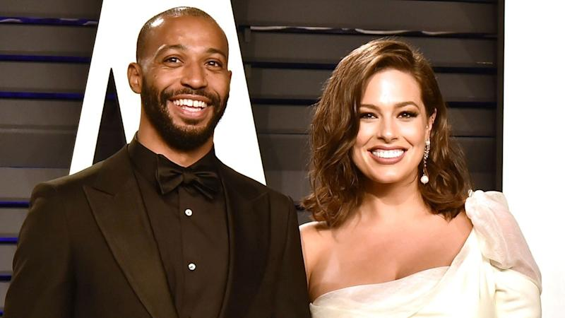 Ashley Graham Gives Birth to First Child With Husband Justin Ervin