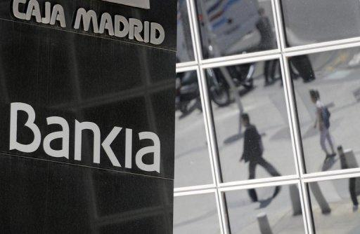 Bankia was formed in 2010 by the merger of several regional savings banks