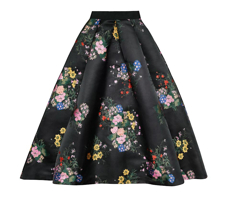 """<p>Who knew the ballgown skirt would make an appearance on the high street? We'll be teaming this A-line skirt with a simple t-shirt and strappy heels for weekend drinks. <em><a rel=""""nofollow noopener"""" href=""""http://www2.hm.com/en_gb/index.html"""" target=""""_blank"""" data-ylk=""""slk:H&M"""" class=""""link rapid-noclick-resp"""">H&M</a>, £119.99</em> </p>"""