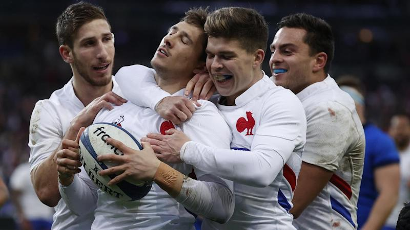 FRANCE RUGBY SIX NATIONS