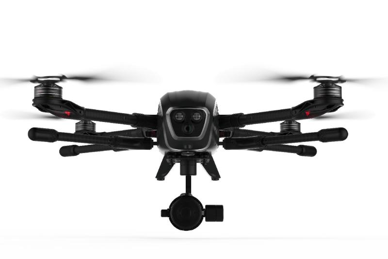 Versatile photography drone may just be a cinematographer's dream come true